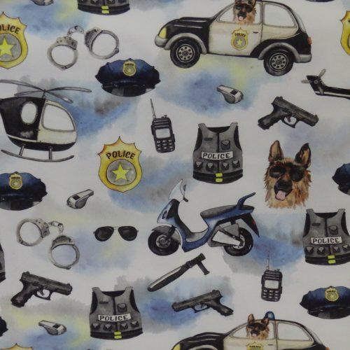 police bunt